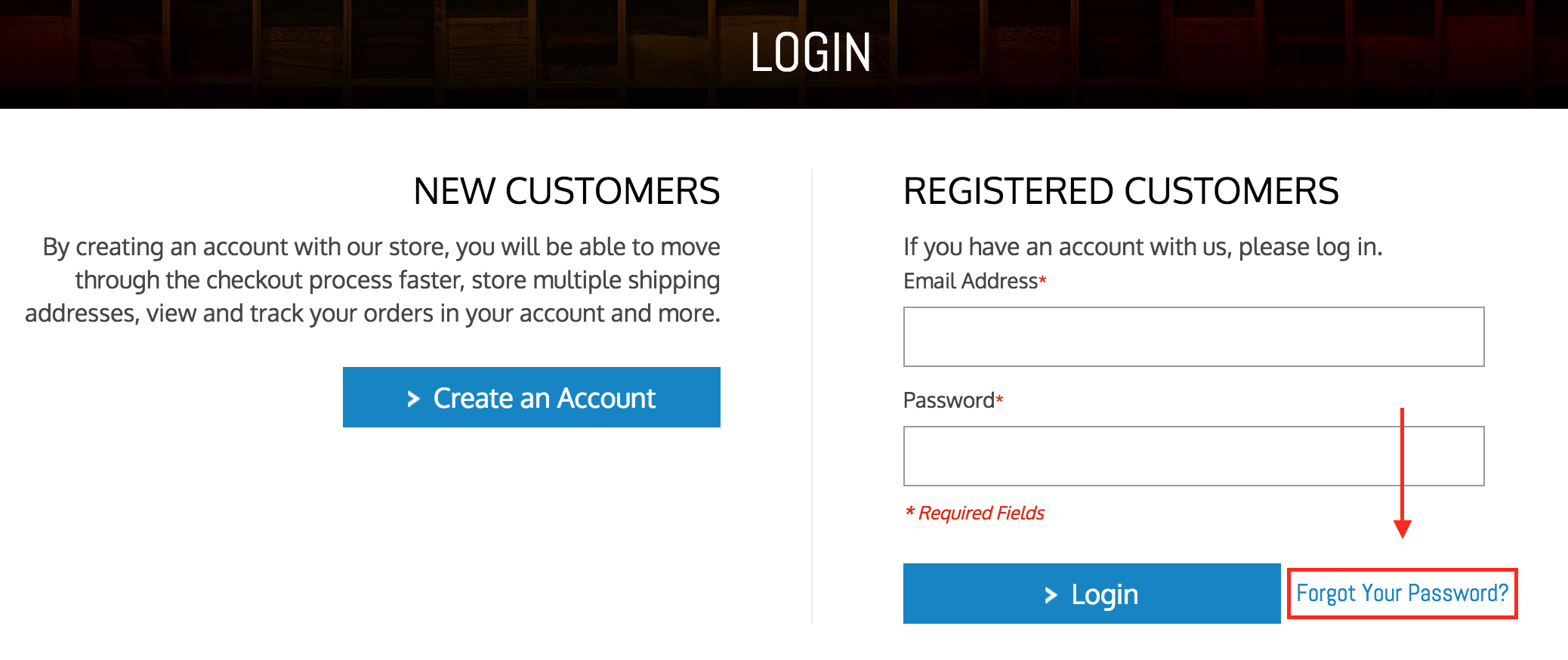 how to reset your password on learn link