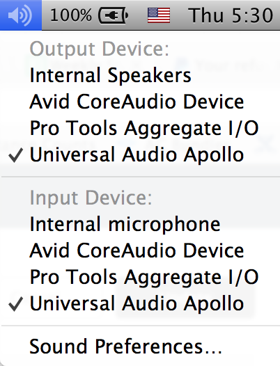 Routing Mac System Audio to Virtual Channels in Console – Universal