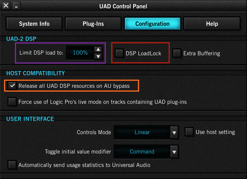 Getting the Most Out of Your Available UAD-2 DSP – Universal